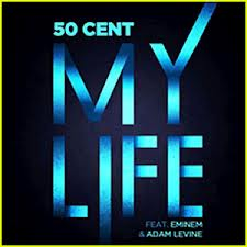 50 Cent - My Life piano sheet music
