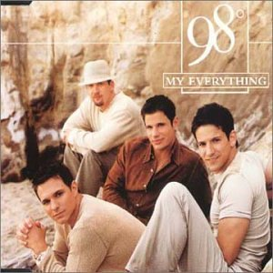 98 Degrees - My Everything piano sheet music