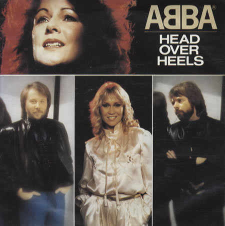 Abba - Head over Heels piano sheet music