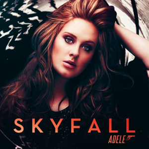Adele - Skyfall (James Bond Theme Song) piano sheet music