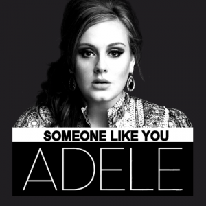Adele - Someone Like You piano sheet music