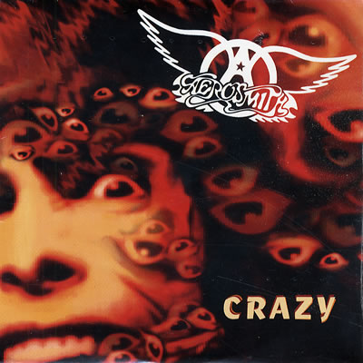 Aerosmith - Crazy piano sheet music