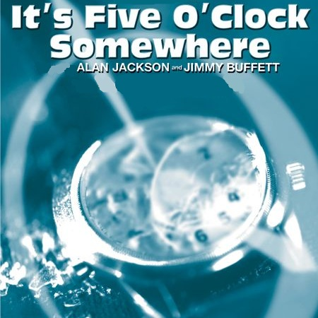 Alan Jackson - It's Five O'Clock Somewhere (feat. Jimmy Buffett) piano sheet music