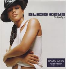 Alicia Keys - Butterflyz piano sheet music