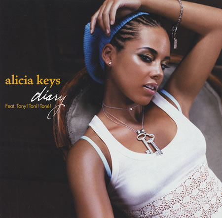 Alicia Keys - Diary piano sheet music