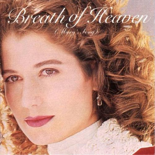 Amy Grant - Breath Of Heaven (Mary's Song) piano sheet music