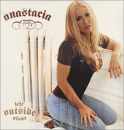 Anastacia - Left Outside Alone piano sheet music