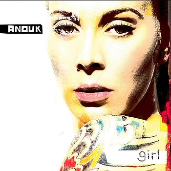 Anouk - Girl piano sheet music