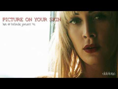 Anouk - Pictures on Your Skin piano sheet music