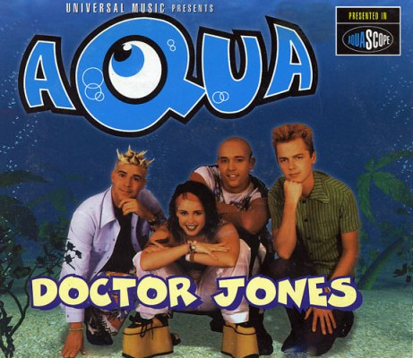 Aqua - Doctor Jones piano sheet music