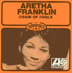Aretha Franklin - Chain of Fools piano sheet music