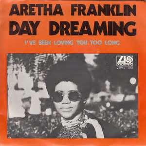 Aretha Franklin - Day Dreaming piano sheet music