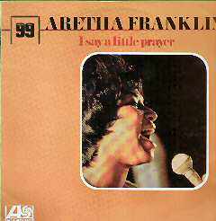 Aretha Franklin - I Say a Little Prayer piano sheet music