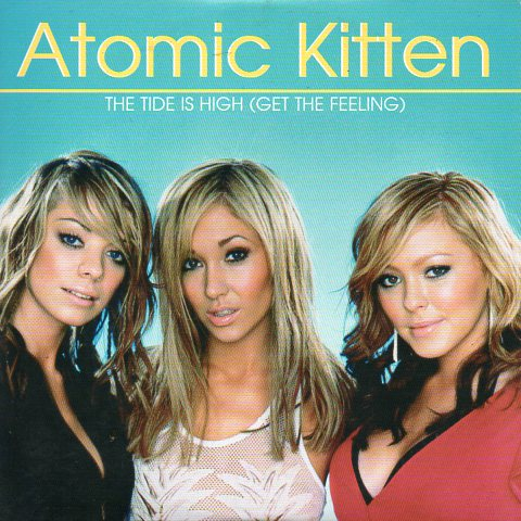 Atomic Kitten - The Tide Is High piano sheet music