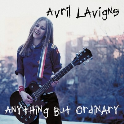 Avril Lavigne - Anything But Ordinary piano sheet music