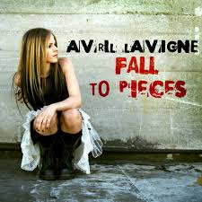 Avril Lavigne - Fall to Pieces piano sheet music