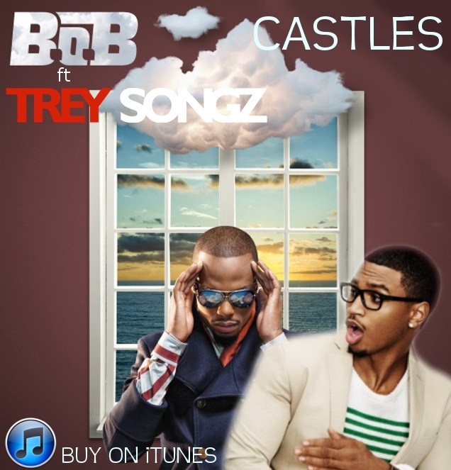 B.o.B - Castles (feat. Trey Songz) piano sheet music