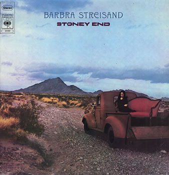 Barbra Streisand - Stoney End piano sheet music