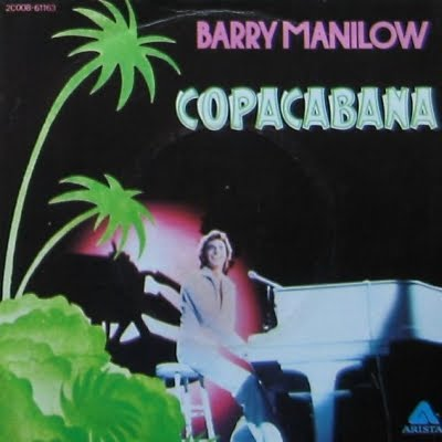 Barry Manilow - Copacabana piano sheet music