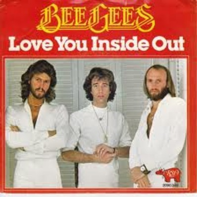 Bee Gees - Love You Inside Out piano sheet music