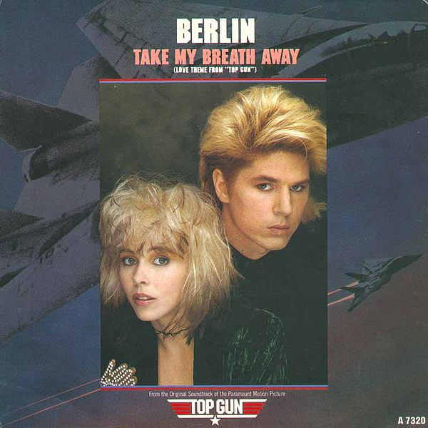 Berlin - Take My Breath Away (Top Gun Soundtrack) piano sheet music