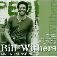 Bill Withers - Ain't No Sunshine piano sheet music