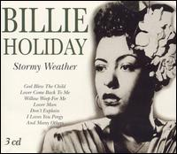 Billie Holiday - Stormy Weather piano sheet music