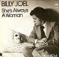Billy Joel - She's Always a Woman piano sheet music