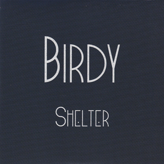Birdy - Shelter piano sheet music