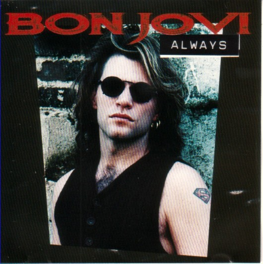 Bon Jovi - Always piano sheet music