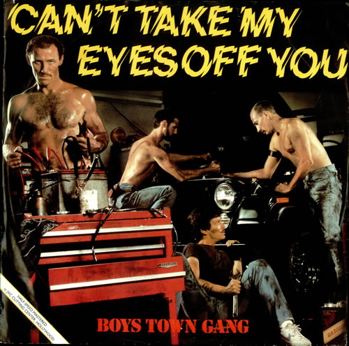 Boys Town Gang - Can't Take My Eyes Off You piano sheet music