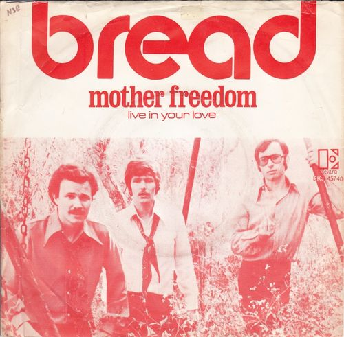 Bread - Mother Freedom piano sheet music