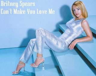 Britney Spears - Can't Make You Love Me piano sheet music