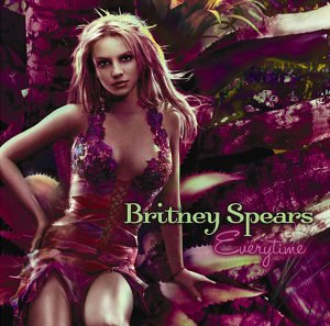 Britney Spears - Everytime piano sheet music