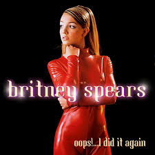 Britney Spears - Oops!... I Did It Again piano sheet music