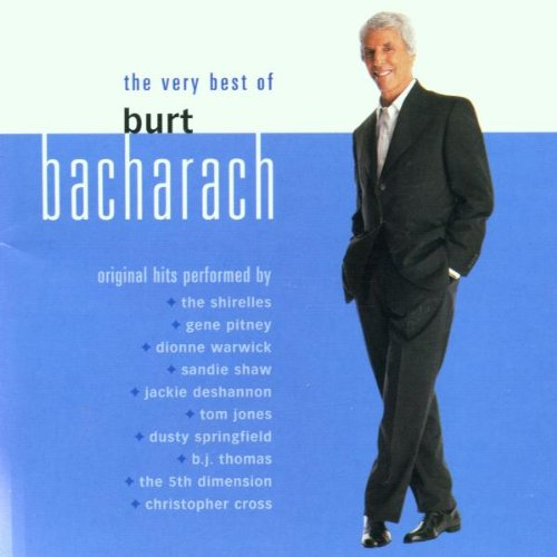 Burt Bacharach - Alfie piano sheet music