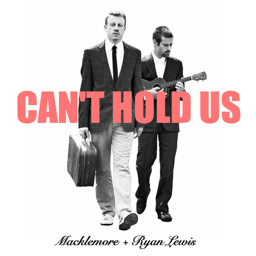 Macklemore - Can't Hold Us (Feat. Ryan Lewis & Ray Dalton) piano sheet music