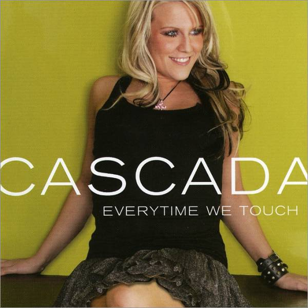 Cascada - Everytime We Touch piano sheet music