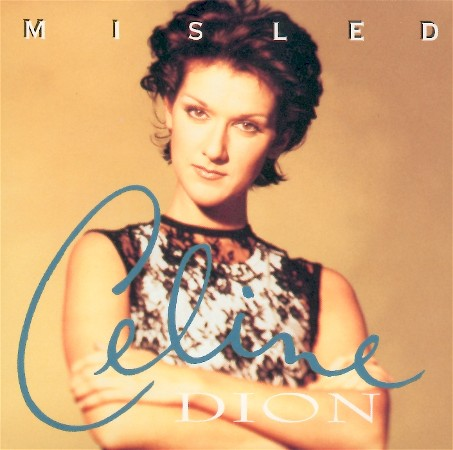 Celine Dion - Misled piano sheet music