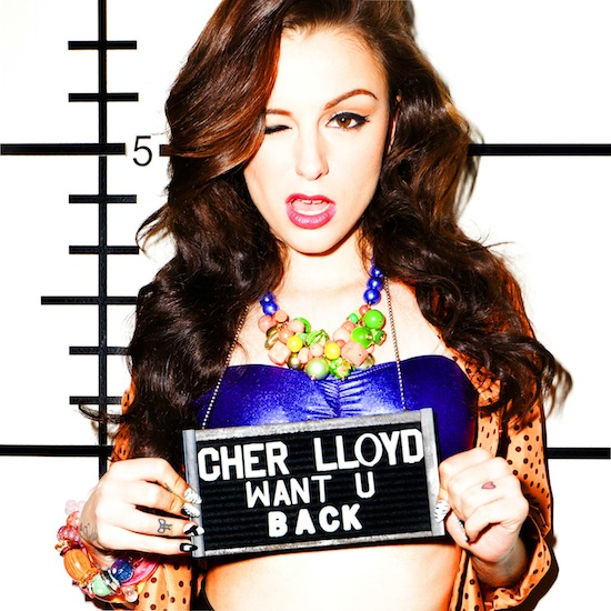 Cher Lloyd - Want U Back piano sheet music