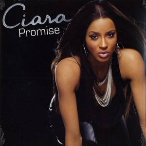 Ciara - Promise piano sheet music