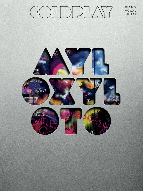 Coldplay - Mylo Xyloto piano sheet music