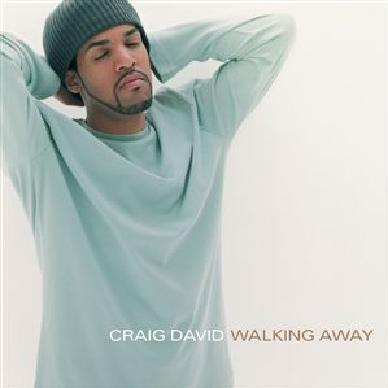 Craig David - Walking Away piano sheet music