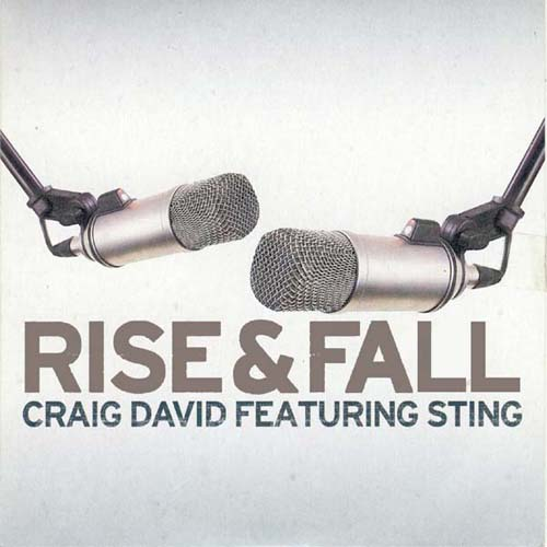 Craig David - Rise and Fall piano sheet music