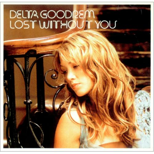 Delta Goodrem - Lost Without You piano sheet music