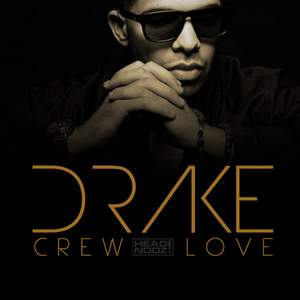Drake - Crew Love piano sheet music