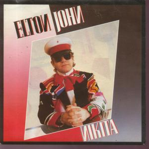 Elton John - Nikita piano sheet music