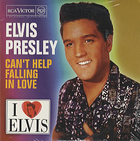 Elvis Presley - Can't Help Falling in Love piano sheet music