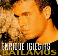 Enrique Iglesias - Bailamos piano sheet music