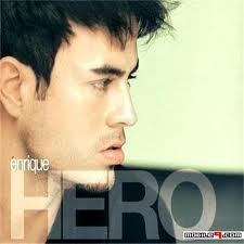 Enrique Iglesias - Hero piano sheet music